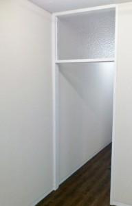 DIY後のドアの写真